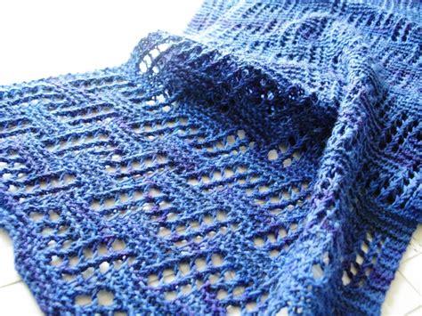 all free knitting architectural scarf allfreeknitting