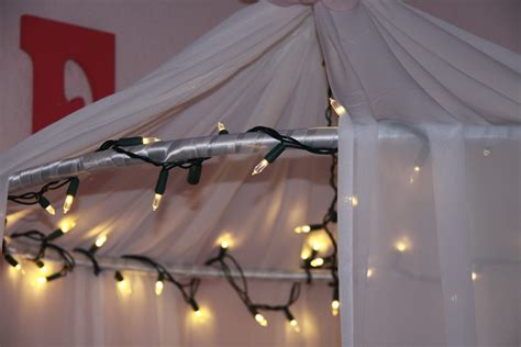 what to do with lights adventures in pinteresting bed canopy with