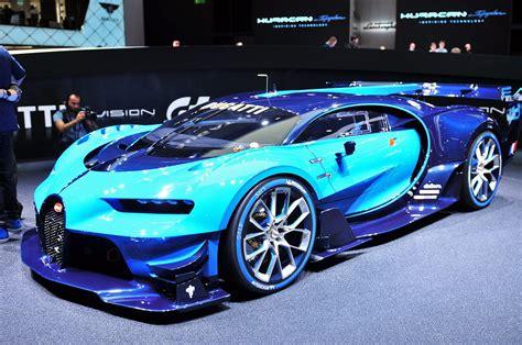 2016 Bugatti Vision by 2016 Bugatti Vision Gran Turismo Picture 647282 Car