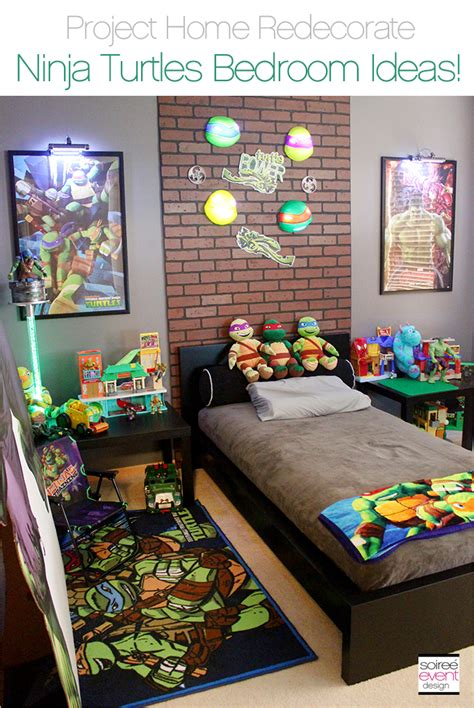 turtle bedroom furniture project home redecorate turtles bedroom ideas