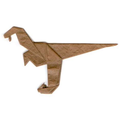 how to make an origami velociraptor how to make a simple origami velociraptor page 13