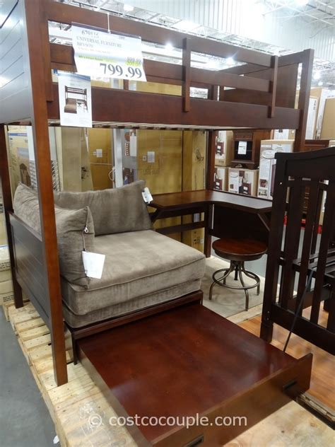 bunk beds in costco universal furniture bryson bunk bed