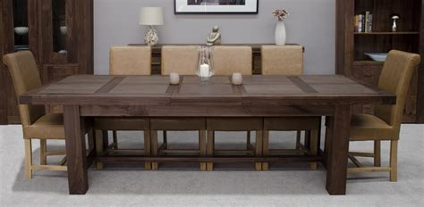 large kitchen tables kendo solid walnut dining room furniture large
