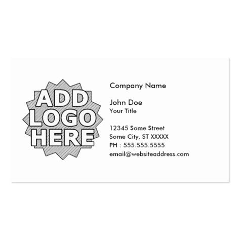 make ur own business cards for free design your own business card template zazzle