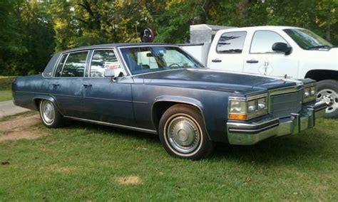 1984 Cadillac Sedan by 1984 Cadillac Sedan
