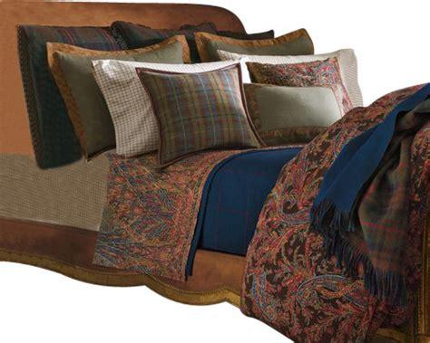 ralph bedding sets comforters ralph bedford hunt paisley comforter set 14p