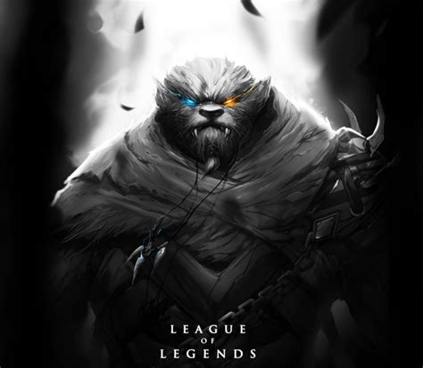 rengar from league of legends by wacalac