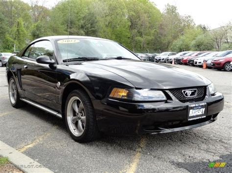 2004 Ford Mustang Coupe by 2004 Black Ford Mustang V6 Coupe 49051168 Gtcarlot