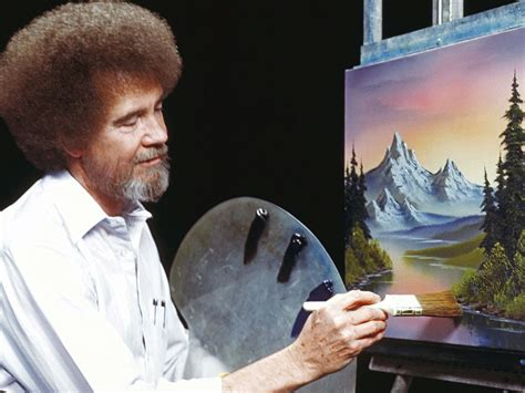 bob ross painting tv show a q a with the steward of bob ross fivethirtyeight