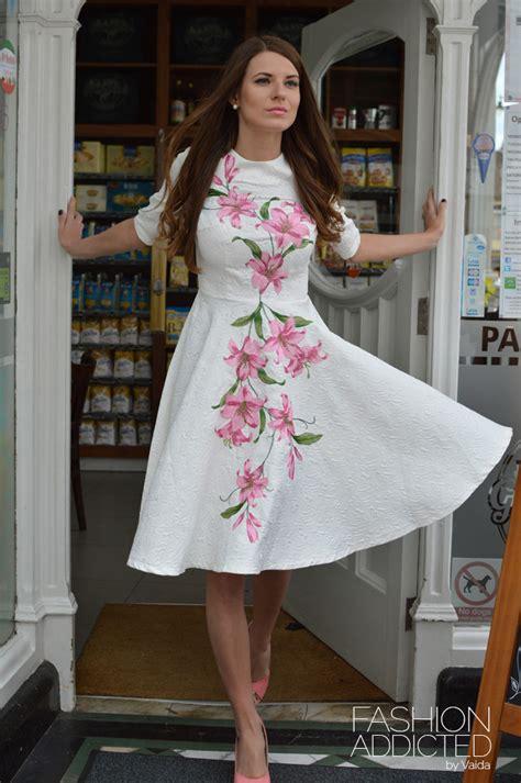 chi chi chi chi floral dress fashion addicted