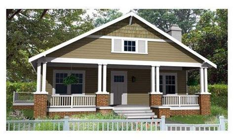 small bungalow house plan philippines craftsman bungalow
