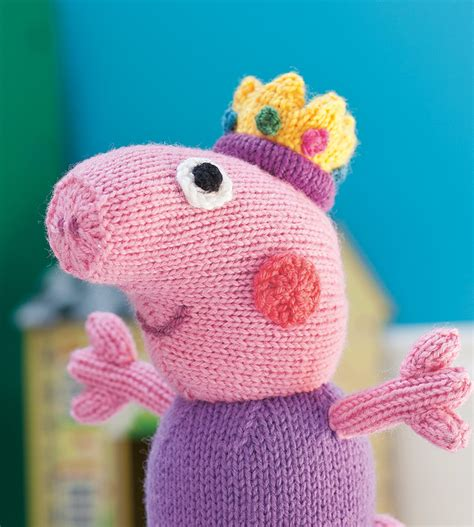 knit toys how to make animals look friendly when knitting faces