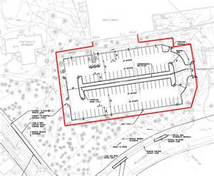 Parking Garage Floor Plan dayton druckenmiller parking construction work underway