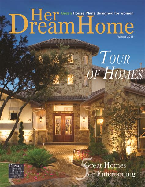 house plan magazines tour of homes issue of home magazine from direct from the designers features
