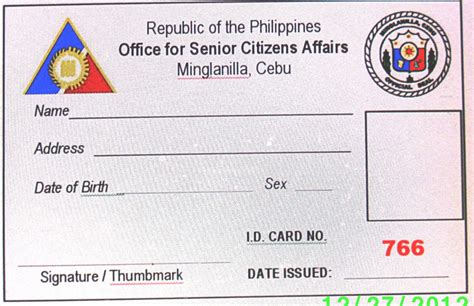 how to make senior citizen card in exsilio spiritum
