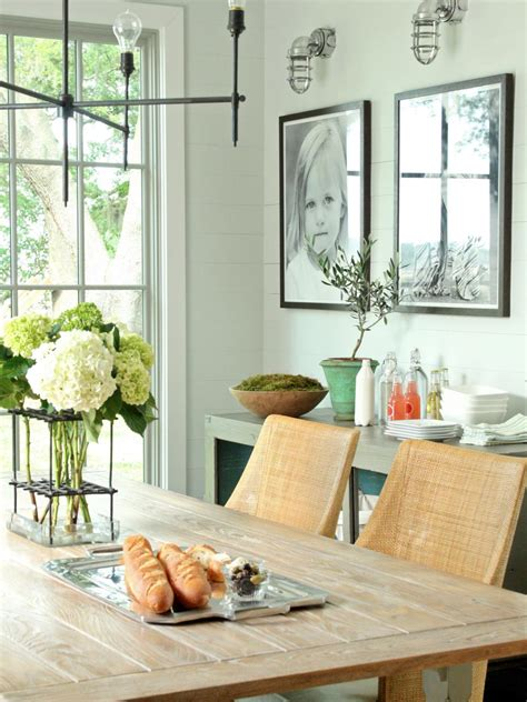 decorating a dining room 15 dining room decorating ideas hgtv