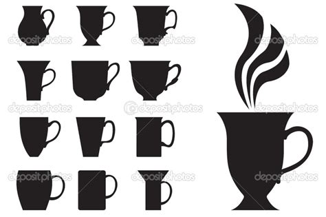 different shapes coffee mug mug shapes 4th grade shape and mugs