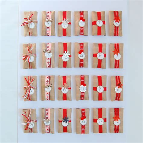calendar craft for make your own 5 advent calendars