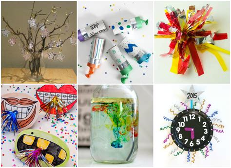 new years crafts new year s activities for i arts n crafts