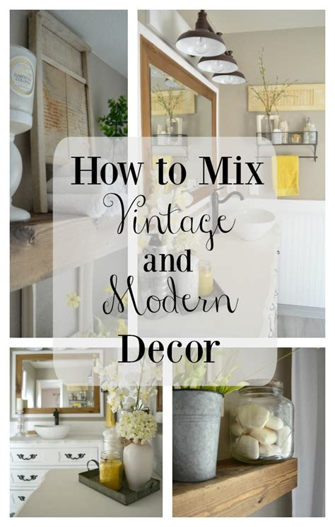 home design vintage modern how to easily mix vintage and modern decor