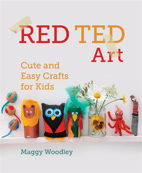 arts and crafts books for ted book giveaway minieco