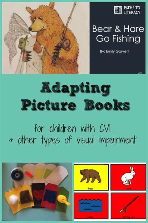 teaching visualization with picture books 1000 images about visually impaired children on