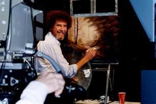 bob ross painting bio bob ross biography the the happy trees