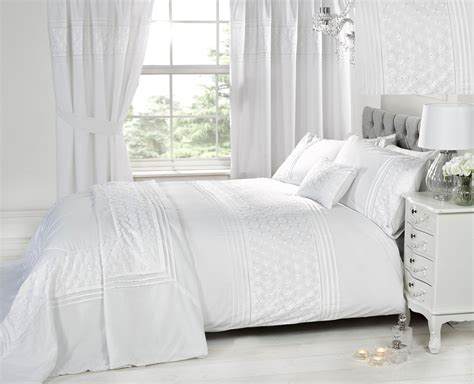 curtain and bedding sets uk luxury white bedding bed sets or curtains matching