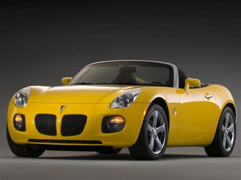 Pontiac Sport Cars by Pontiac Solstice Car Barn Sport