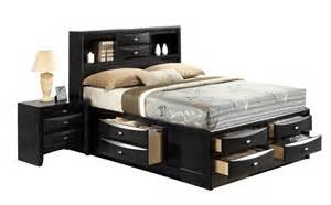 king size bed frame with bookcase headboard king size modern panel bed with bookcase headboard storage