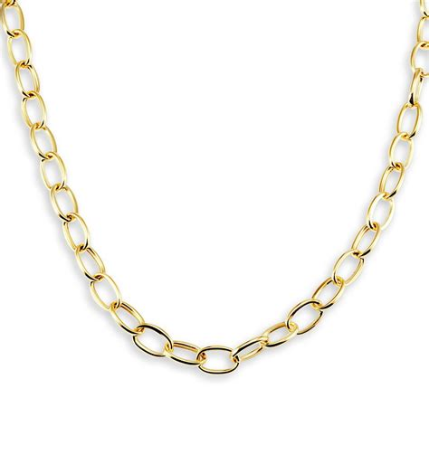 chain jewelry gold 14k gold chain link necklace