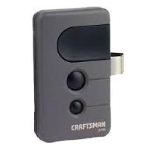 Garage Door Remote Controls Sears Craftsman 139 53753 Compatible 315 Mhz Security
