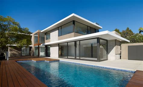 modern house with pool interior exterior plan modern home exterior with