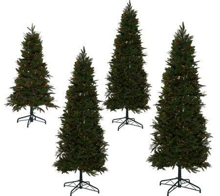 qvc bethlehem lights trees bethlehem lights prelit sitka spruce tree qvc