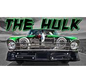 The Incredible Hulk – 2500HP Chevy II Nova  DragTimescom