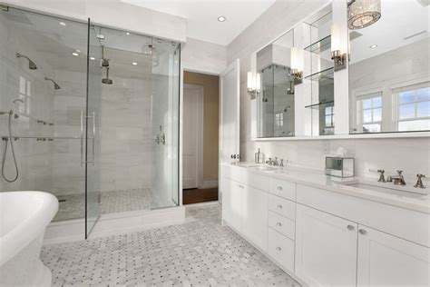 white marble bathroom ideas white marble bathroom transitional bathroom carole