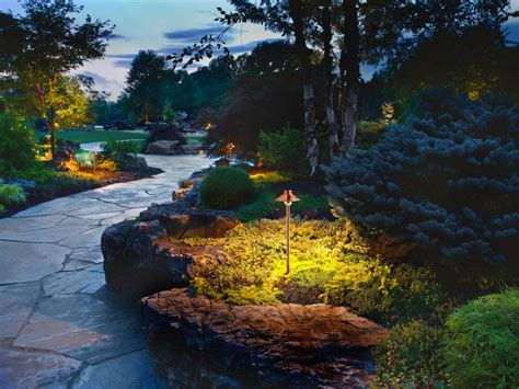 landscape path lighting 22 landscape lighting ideas diy