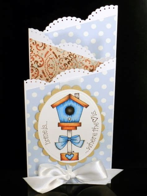 card tutorials on beccy s place tutorial z fold card