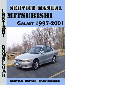 mitsubishi galant 2001 2006 car workshop manual repair manual service manual download mitsubishi galant 1997 2001 service repair manual pdf download m