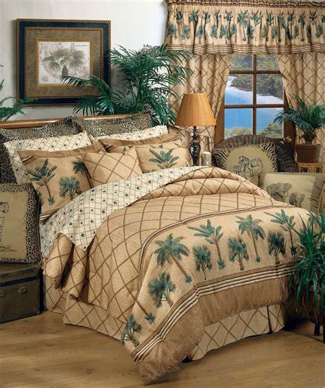 tree bed sets karin maki kona palm tree tropical bedding comforter set