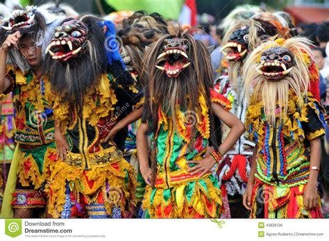 festival painting indonesia festival in yogyakarta indonesia editorial photo