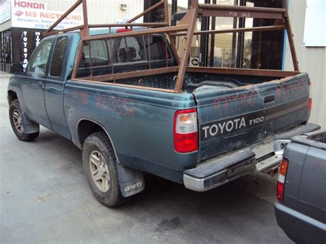 service manual repair anti lock braking 1997 toyota t100 xtra security system service manual