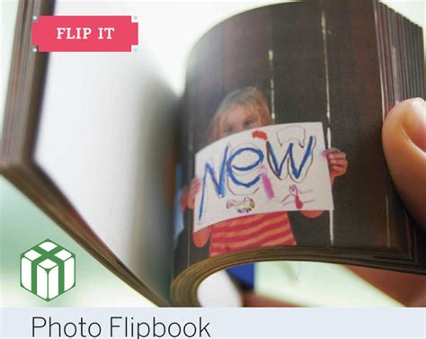 flip picture book new year project photo flip books 171 projectwoman