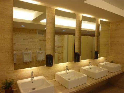 commercial bathroom mirrors 17 best commercial bathroom ideas on