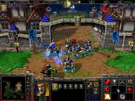 Warcraft III Reign of Chaos Free Download Ocean Of Games