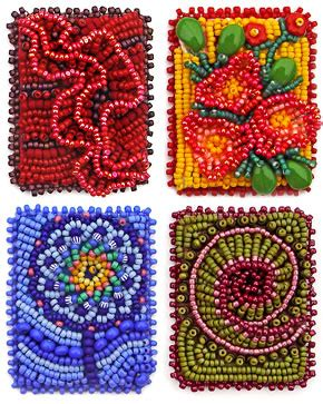 free bead embroidery bead embroidery patterns free technique sles bead
