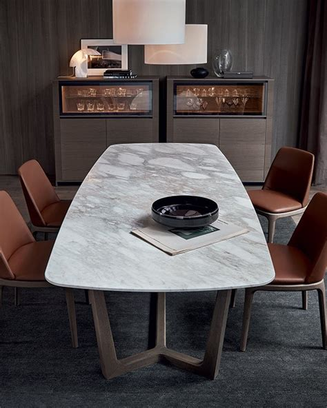 Round Dining Room Table Seats 8 tables poliform concorde
