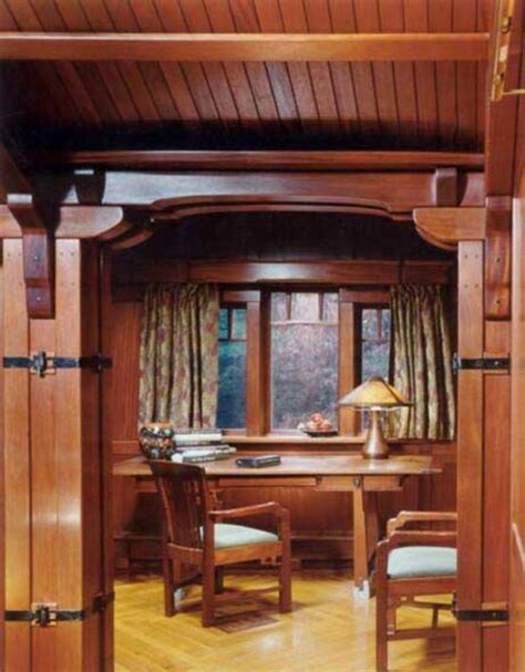 craftsman style woodwork woodwork paneling wainscot arts crafts homes and