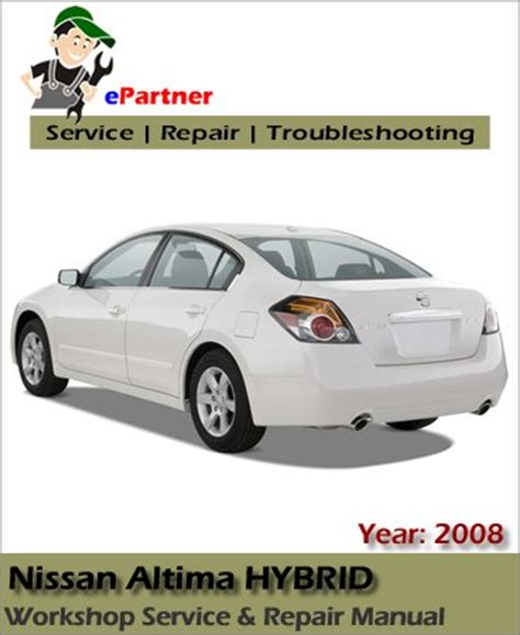 2010 Nissan Altima Owners Manual by Nissan Altima Hybrid Owners Manual Guitarprogram