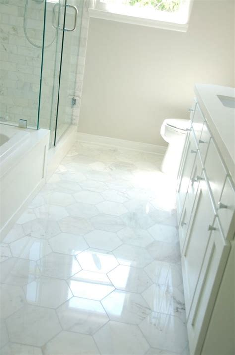 Large White Tiles For Bathroom by 18 Large White Bathroom Floor Tiles Ideas And Pictures